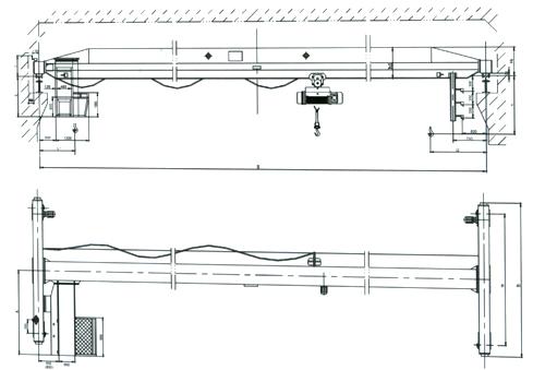 天津LD型电动单梁桥式起重机