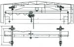 余姚LX型电动单梁悬挂起重机